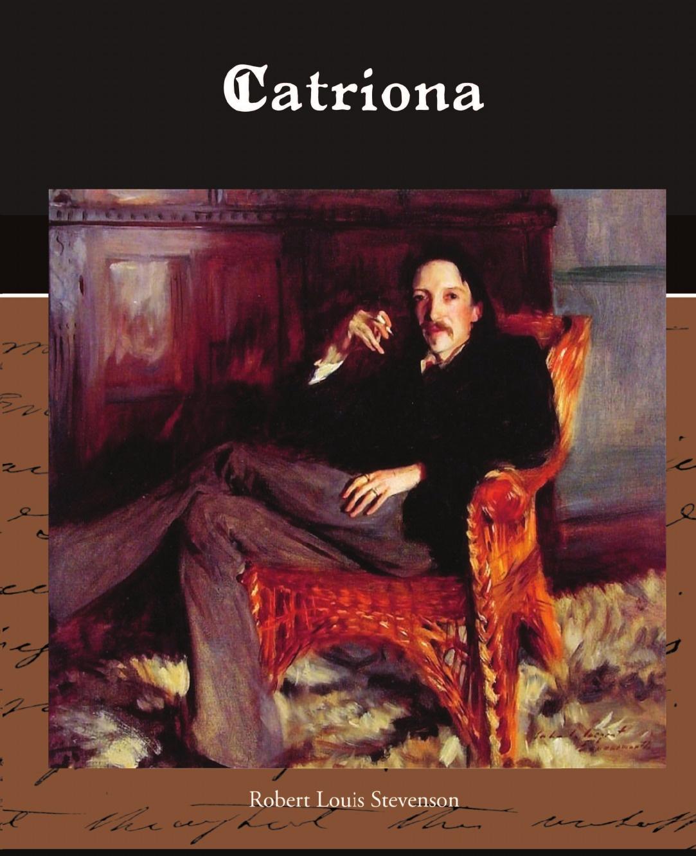 Stevenson Robert Louis Catriona catriona cotterill poetic escapes