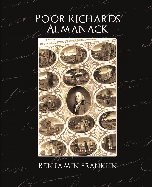 Franklin Benjamin Franklin, Benjamin Franklin Poor Richard's Almanack (New Edition) franklin