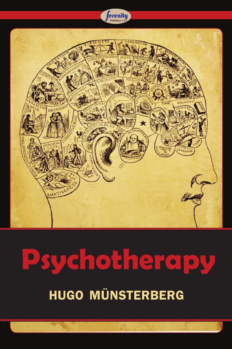 Фото - Hugo Müensterberg Psychotherapy kenneth n anchor the handbook of medical psychotherapy