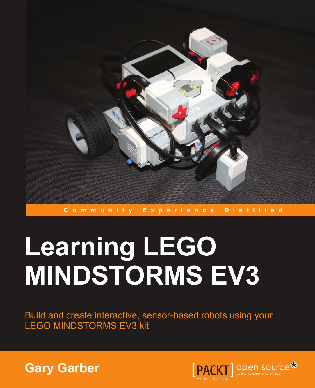 цена на Gary Garber Learning LEGO Mindstorms EV3