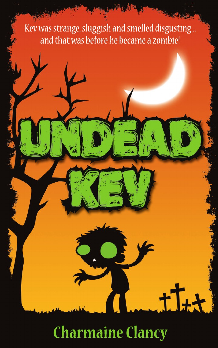 Charmaine Clancy Undead Kev kev adams denain