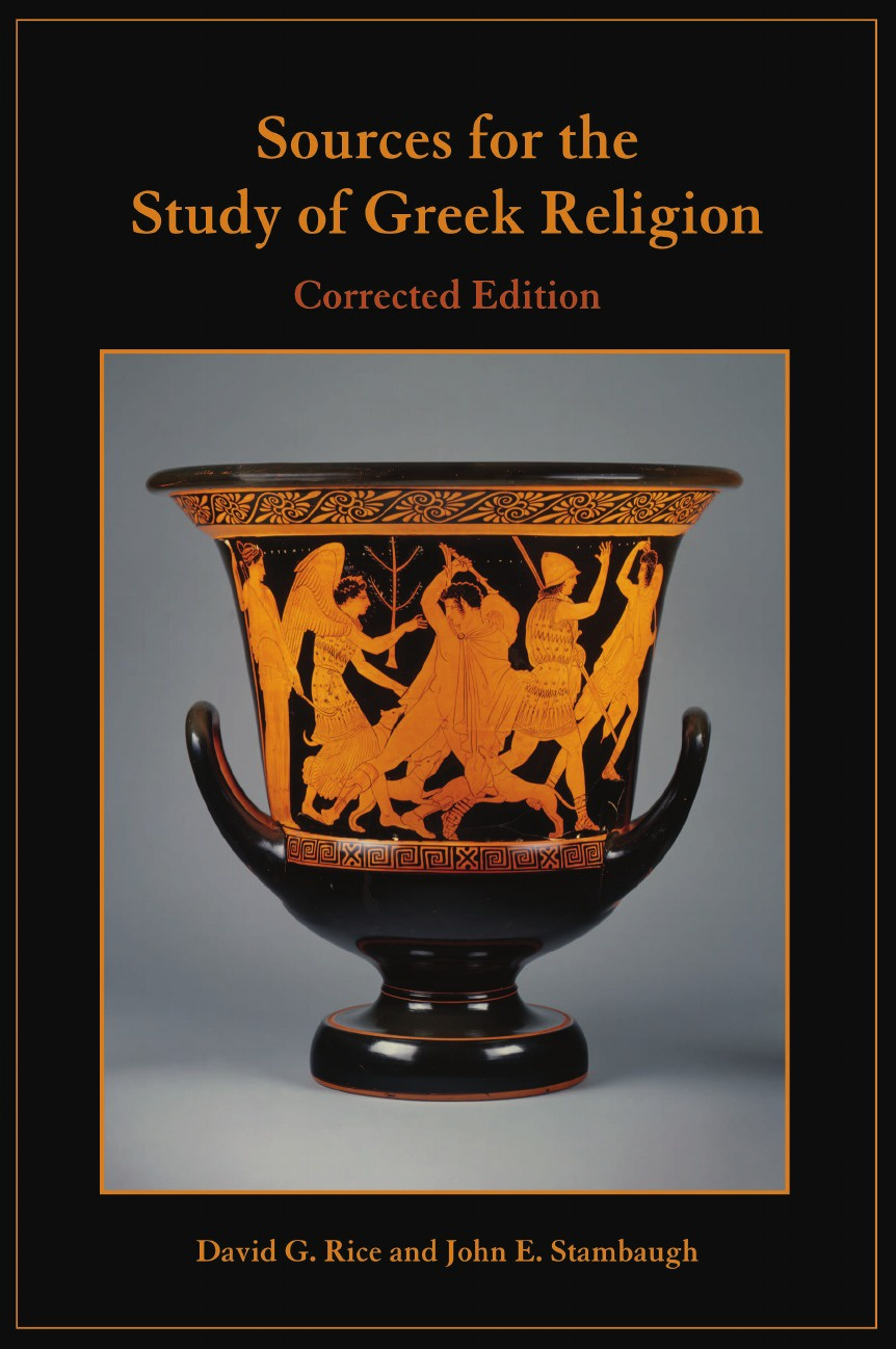 цены David Rice, John E. Stambaugh Sources for the Study of Greek Religion