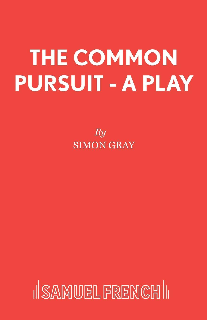 Simon Gray The Common Pursuit - A Play this is common in english bluetooth oximeter nail type oxygen meter