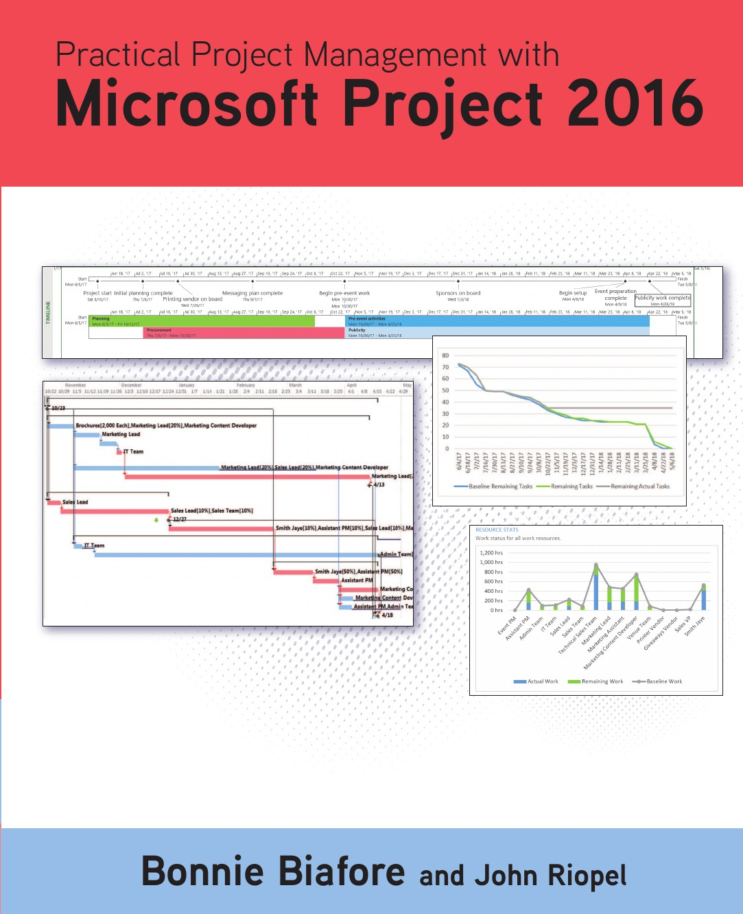 Bonnie Jaye Biafore, John Riopel Practical Project Management with Microsoft Project 2016 mohamed msoroka project design and management knowledge and project management skills