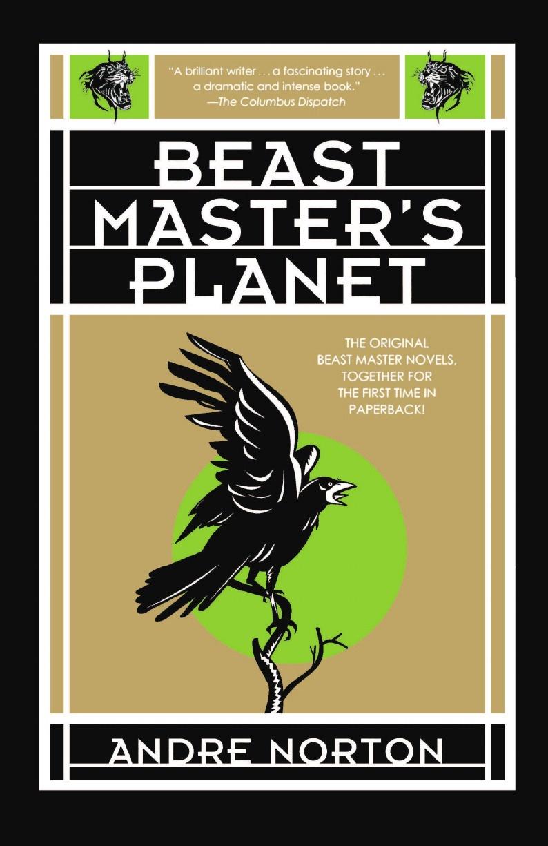 Andre Norton Beast Master's Planet diesel men s andre stripe brief