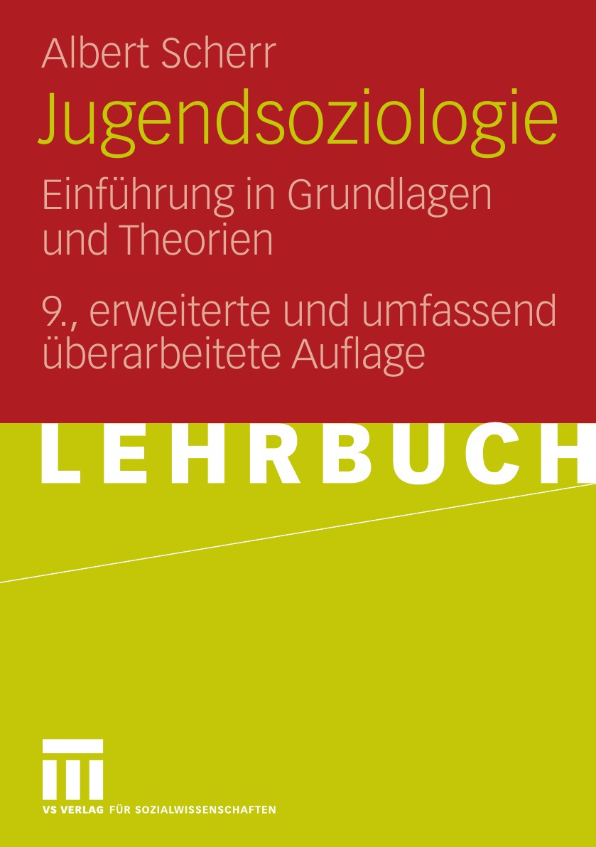 Albert Scherr Jugendsoziologie 2sd2539 d2539 29 34
