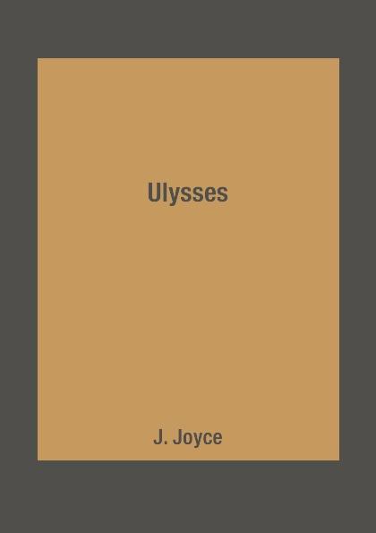J. Joyce Ulysses