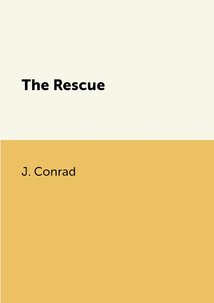 J. Conrad The Rescue conrad j the secret agent