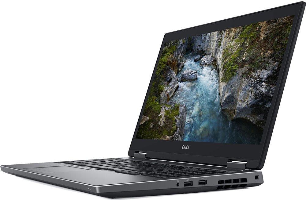 15.6 Ноутбук Dell Precision 7530 7530-6979, черный ноутбук 9 дюймов