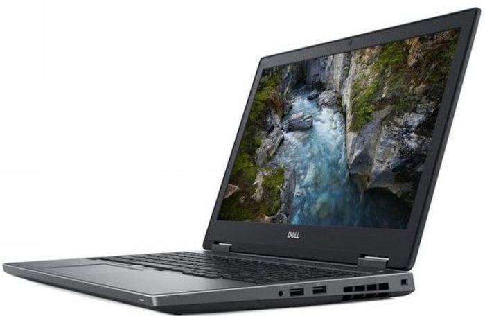17.3 Ноутбук Dell Precision 7730 7730-7013, черный ноутбук 9 дюймов