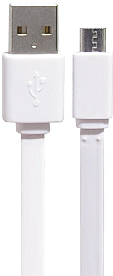 Кабель Zipower, PM6654, Micro USB, 1 м