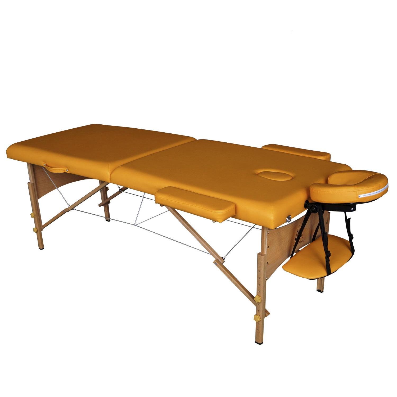 Массажный стол DFC NIRVANA Relax (Mustard) цены