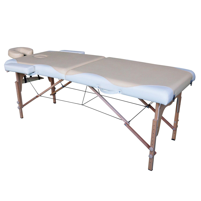 Массажный стол DFC NIRVANA Relax (Biege / Cream) цены