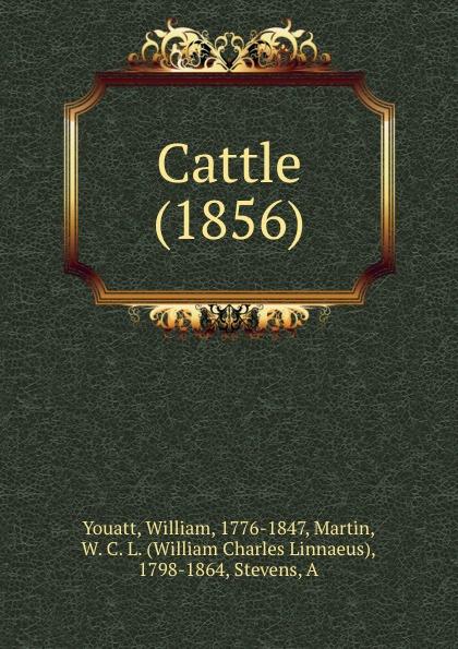 W. Youatt Cattle w youatt cattle