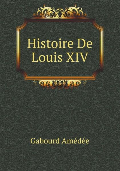 A. Gabourd Histoire De Louis XIV