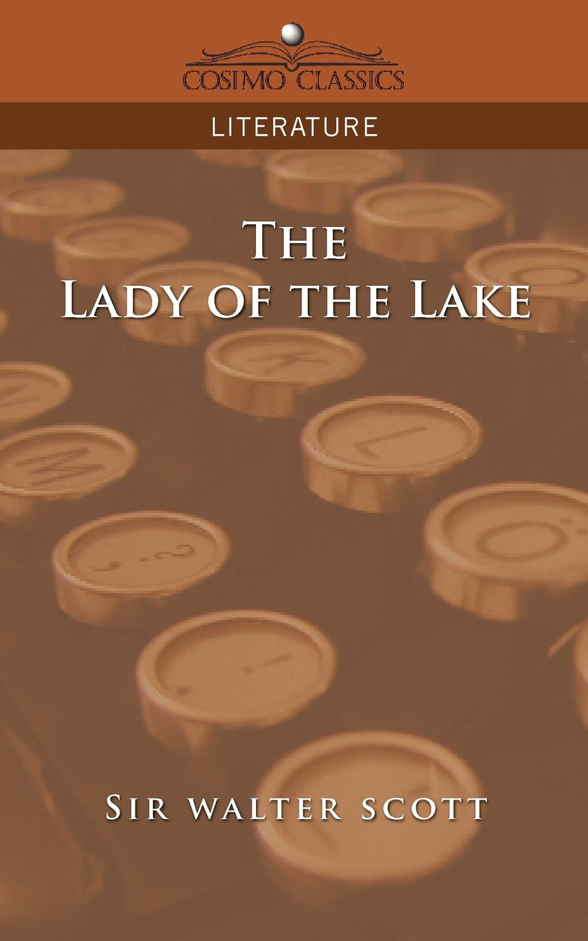 Walter Scott The Lady of the Lake deloras scott the lady and the outlaw