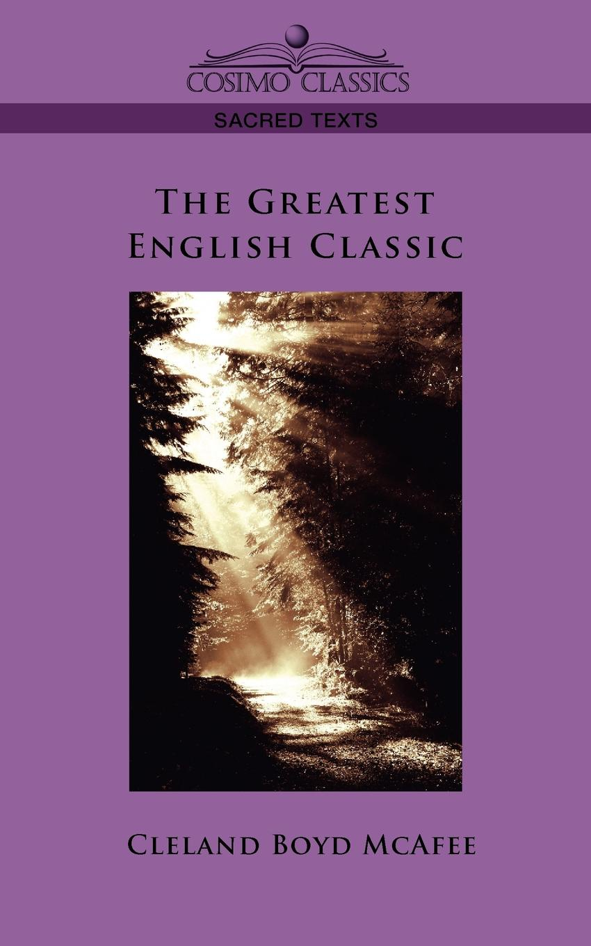 Cleland Boyd McAfee The Greatest English Classic william abbatt a history of the united states and its people from their earliest records to the present time volume 6
