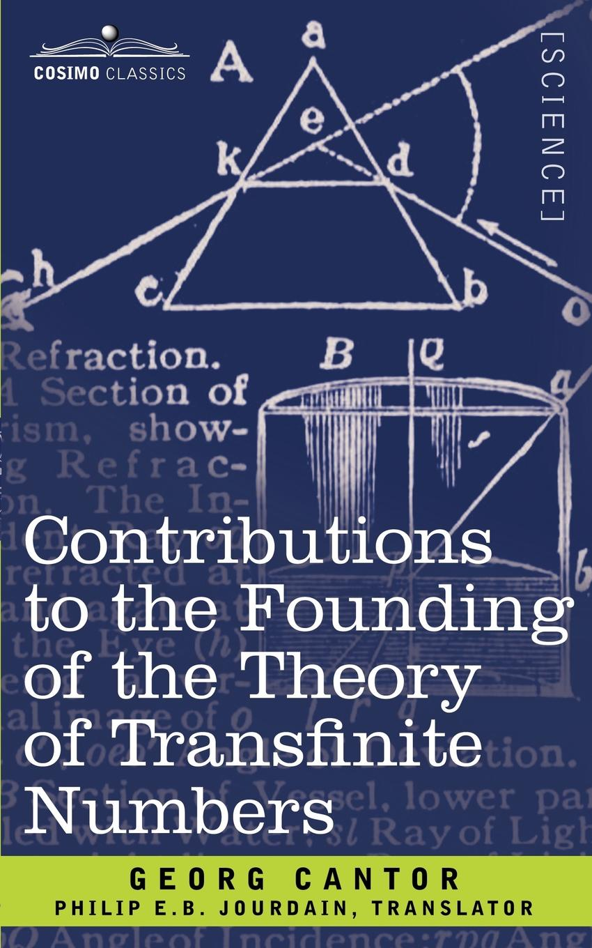 George Cantor Contributions to the Founding of the Theory of Transfinite Numbers david cox a primes of the form x2 ny2 fermat class field theory and complex multiplication