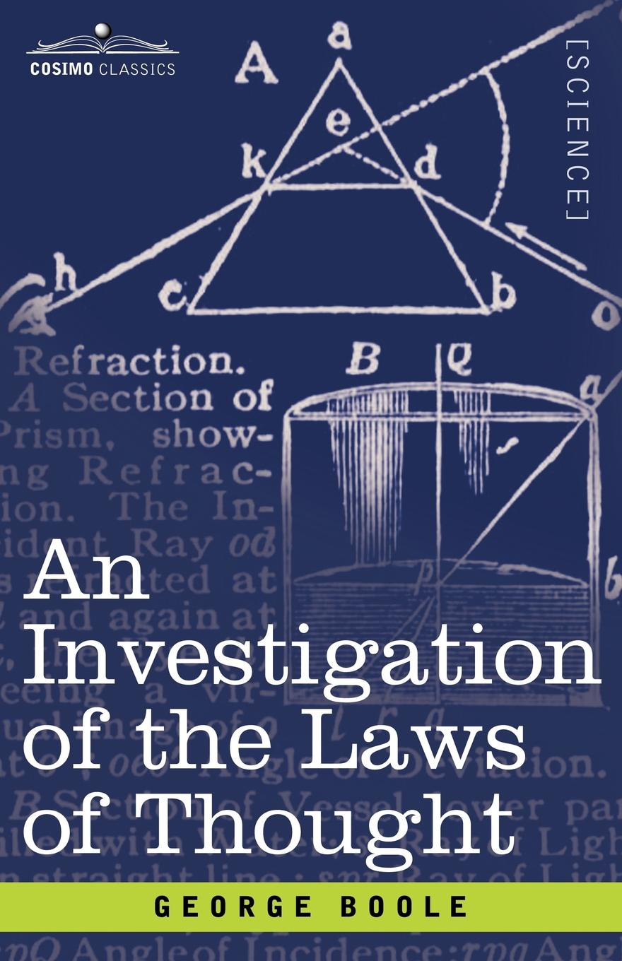George Boole An Investigation of the Laws of Thought elizabeth lane podróż do peru