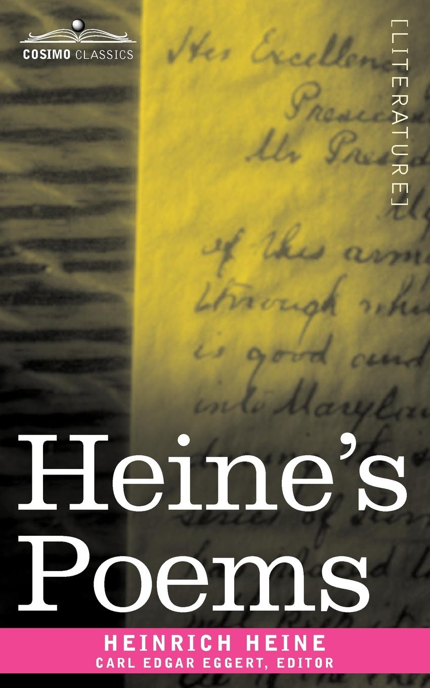 Фото - Heinrich Heine Heine's Poems the penguin german phrasebook