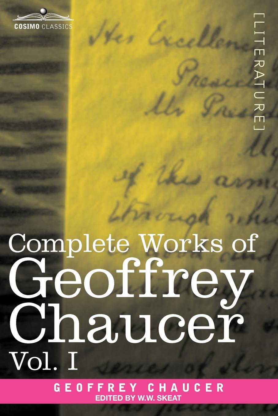 лучшая цена Geoffrey Chaucer Complete Works of Geoffrey Chaucer, Vol. I. Romaunt of the Rose, Minor Poems (in Seven Volumes)
