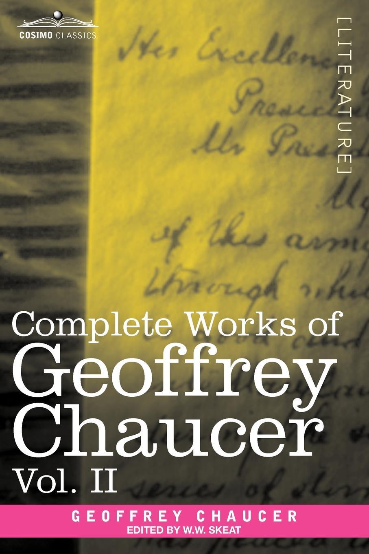 лучшая цена Geoffrey Chaucer Complete Works of Geoffrey Chaucer, Vol. II. Boethius and Troilus (in Seven Volumes)
