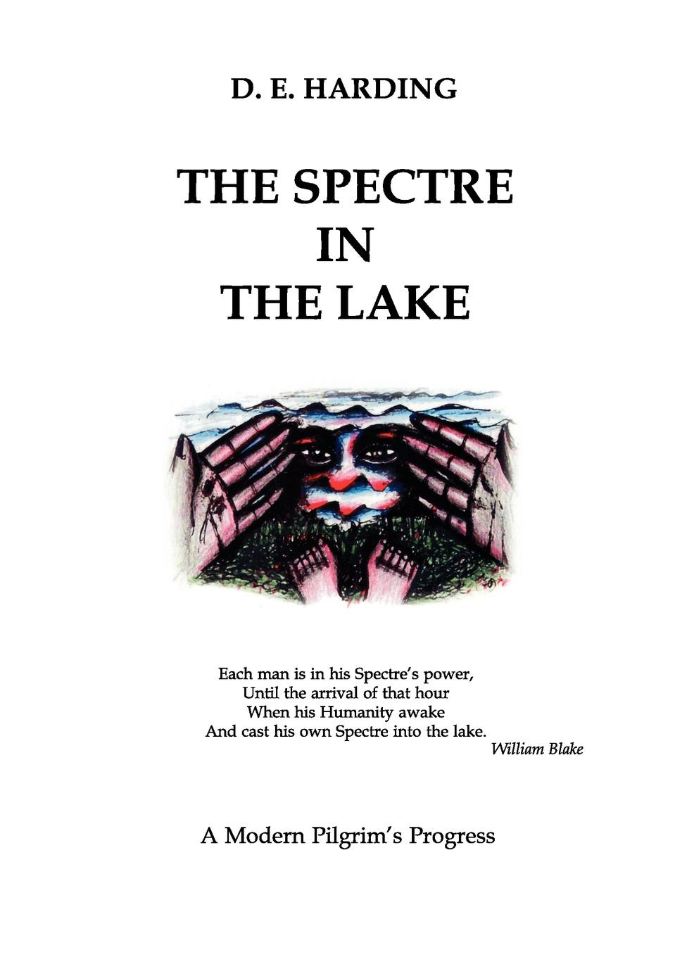Douglas Edison Harding The Spectre in the Lake g lankester harding the antiquities of jordan