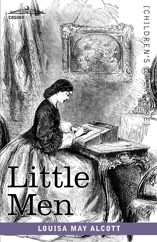 Louisa May Alcott Little Men alcott l little men