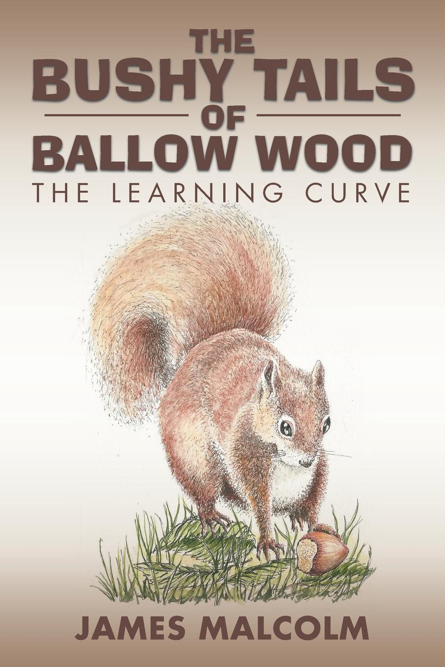 James Malcolm The Bushy Tails of Ballow Wood. The Learning Curve terry mclaughlin learning curve