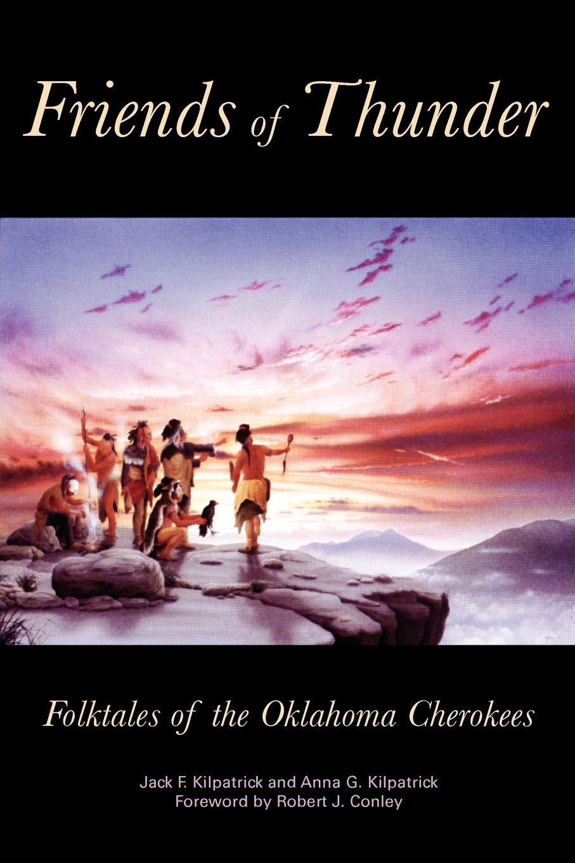 Jack F. Kilpatrick, Anna G. Kilpatrick Friends of Thunder. Folktales of the Oklahoma Cherokees university of oklahoma sooners stop sign ncaa