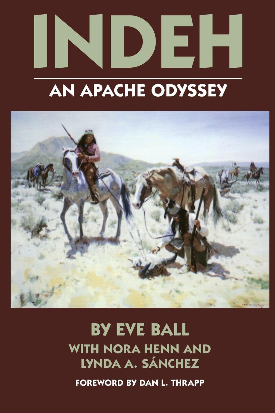 Eve Ball Indeh. The Apache Odyssey african history a very short introduction