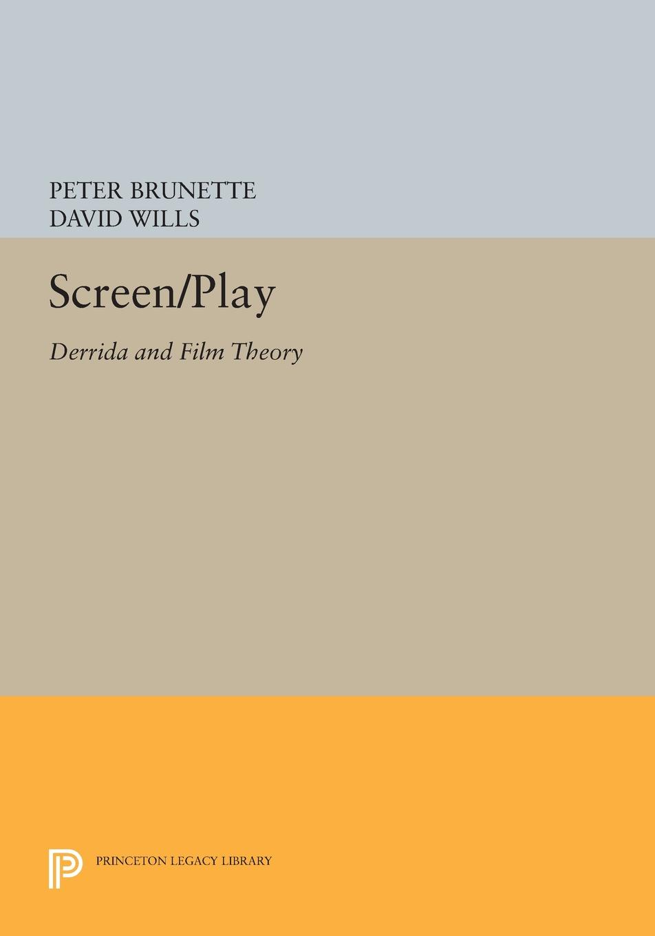 Screen/Play. Derrida and Film Theory