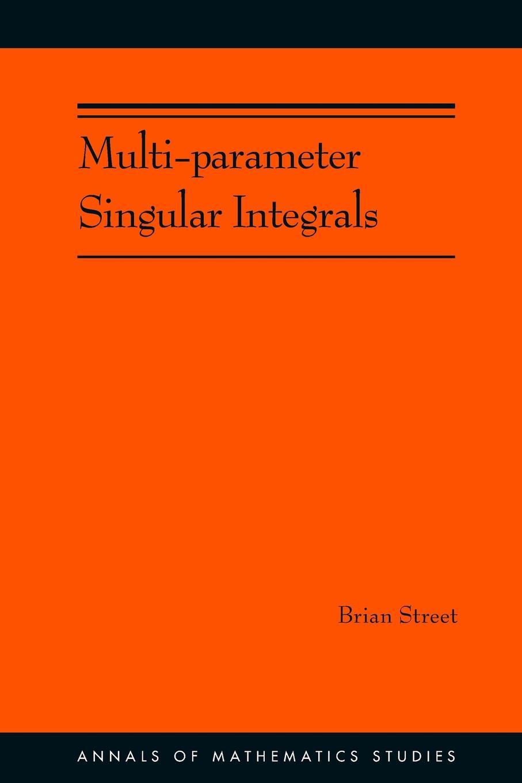Brian Street Multi-parameter Singular Integrals. (AM-189), Volume I a singular life