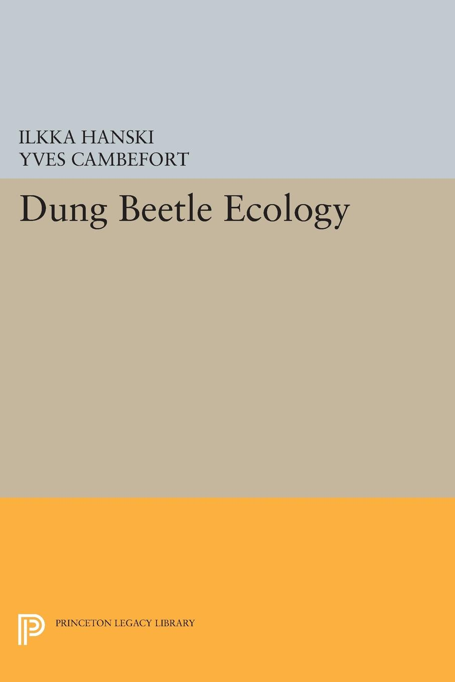 лучшая цена Dung Beetle Ecology