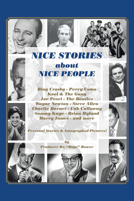 Dr. Bower Nice Stories About Nice People туника nice