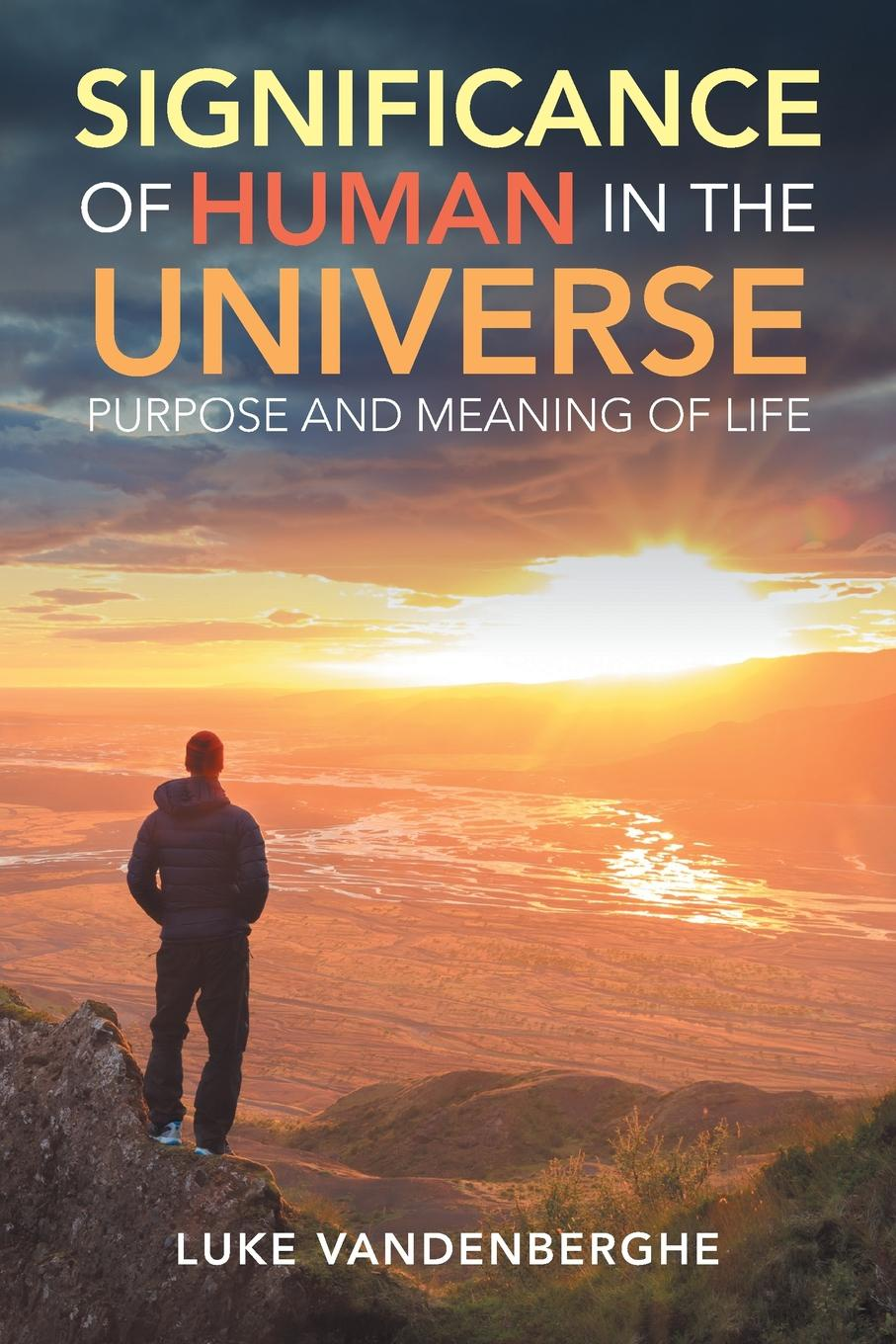 Luke VandenBerghe The Significance of Humans in the Universe. The Purpose and Meaning of Life stephen pincock the origins of the universe for dummies