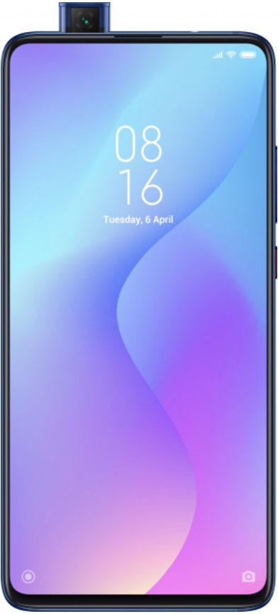 Смартфон Xiaomi Mi 9T 128 GB, синий смартфон xiaomi 1850375932 128 gb