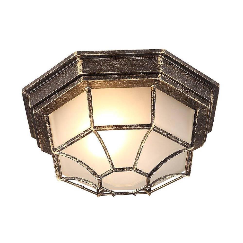 Уличный светильник Arte Lamp A3121PF-1BN, E27 цены