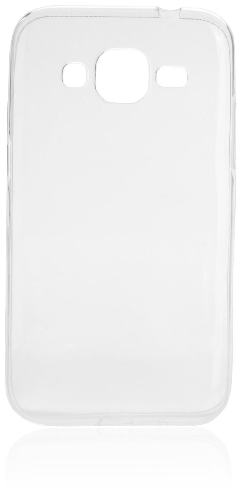 Чехол накладка iNeez силикон для Samsung Galaxy Core Prime SM-G361H (G-360) VE Duos,760013,прозрачный samsung galaxy core prime ve duos sm g361h white