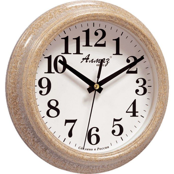 Настенные часы Алмаз C60 недорго, оригинальная цена