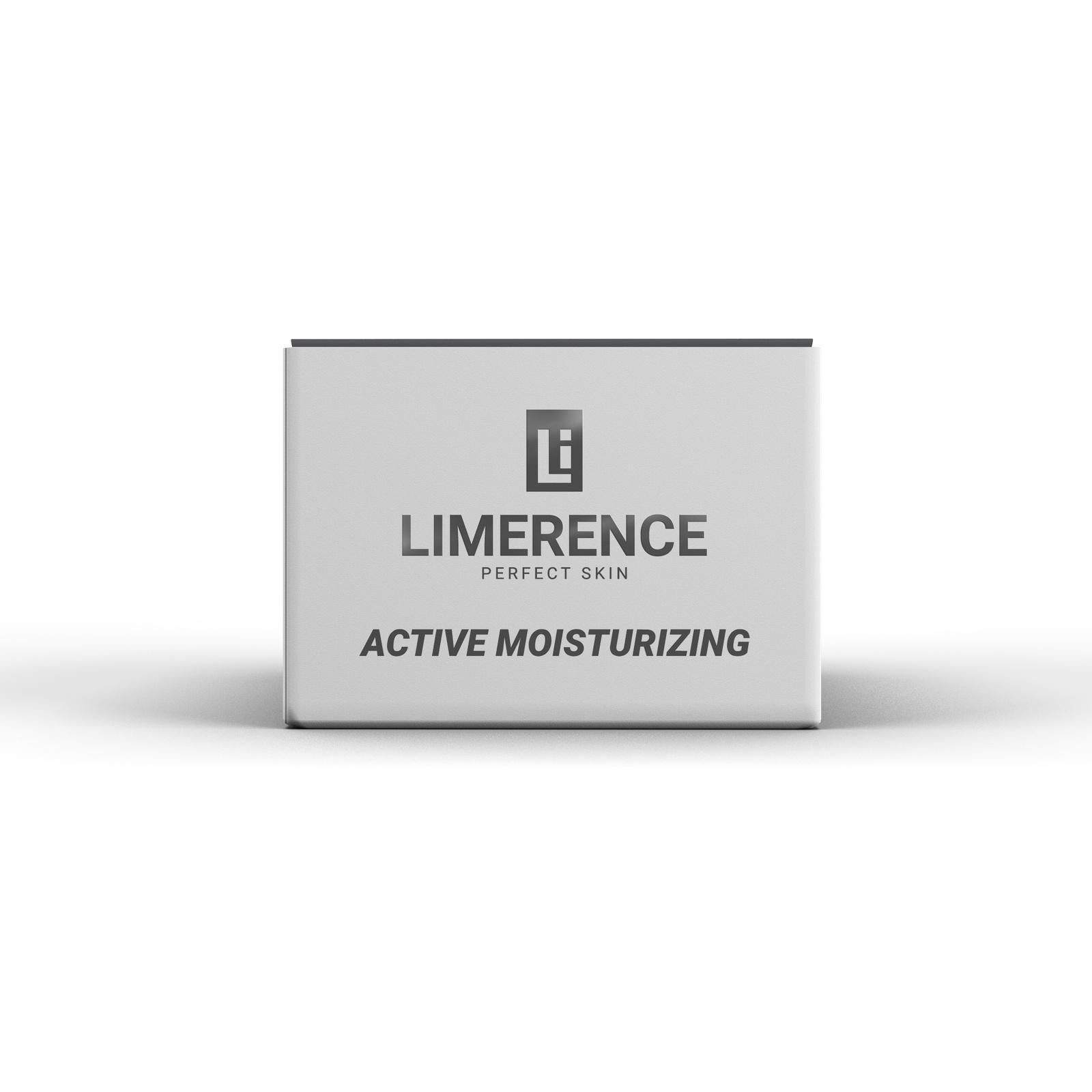 Limerence Подтягивающий крем для лица против первых морщин Active Moisturizing, 50 мл против первых морщин