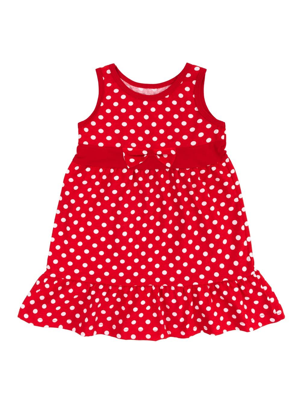 Сарафан Детская одежда сарафан klingel цвет синий белый горошек