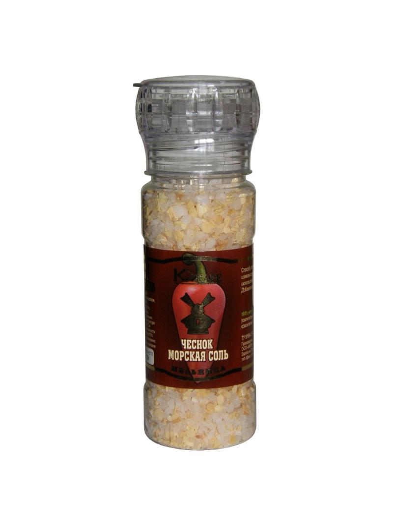Мельница КАРЕ Чеснок - морская соль мельница для чеснока delimano brava 4 в 1