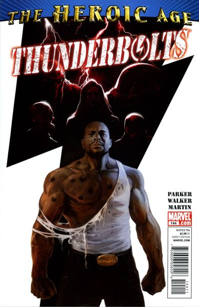 Jeff Parker Thunderbolts 1997 #144