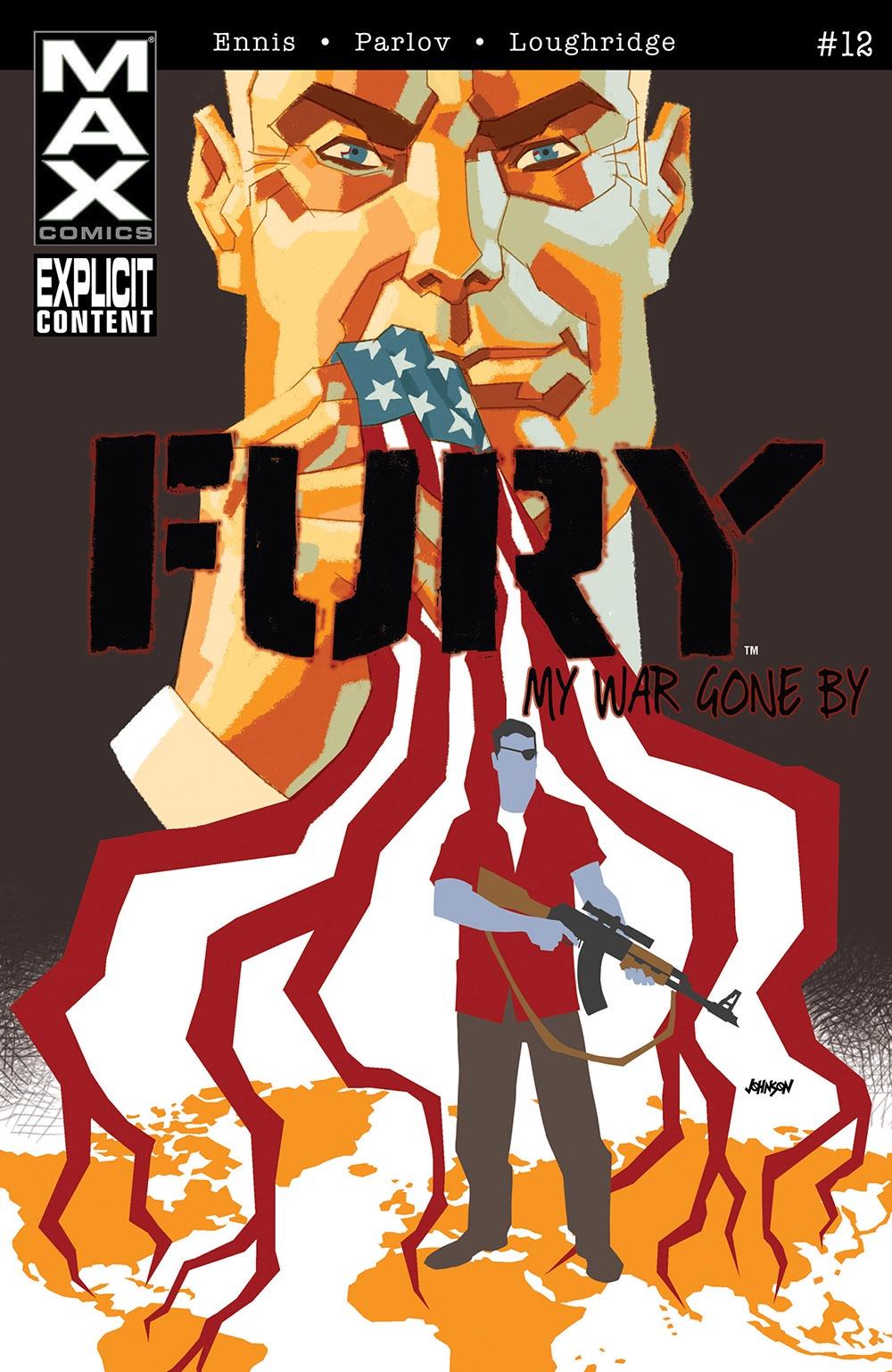 Ennis Parlov Loughridge Fury Max (2013 Marvel) #12 ennis parlov loughridge fury max 2012 marvel 4