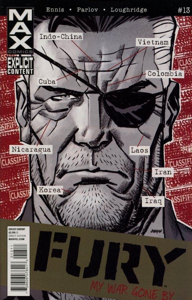 Ennis Parlov Loughridge Fury Max (2013 Marvel) #13 ennis parlov loughridge fury max 2012 marvel 4