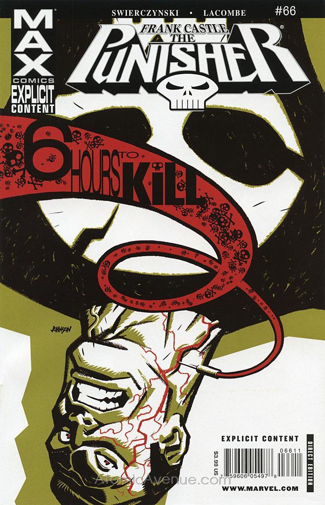 Swierczynski Lacombe Punisher (2004 7th Series) Max #66