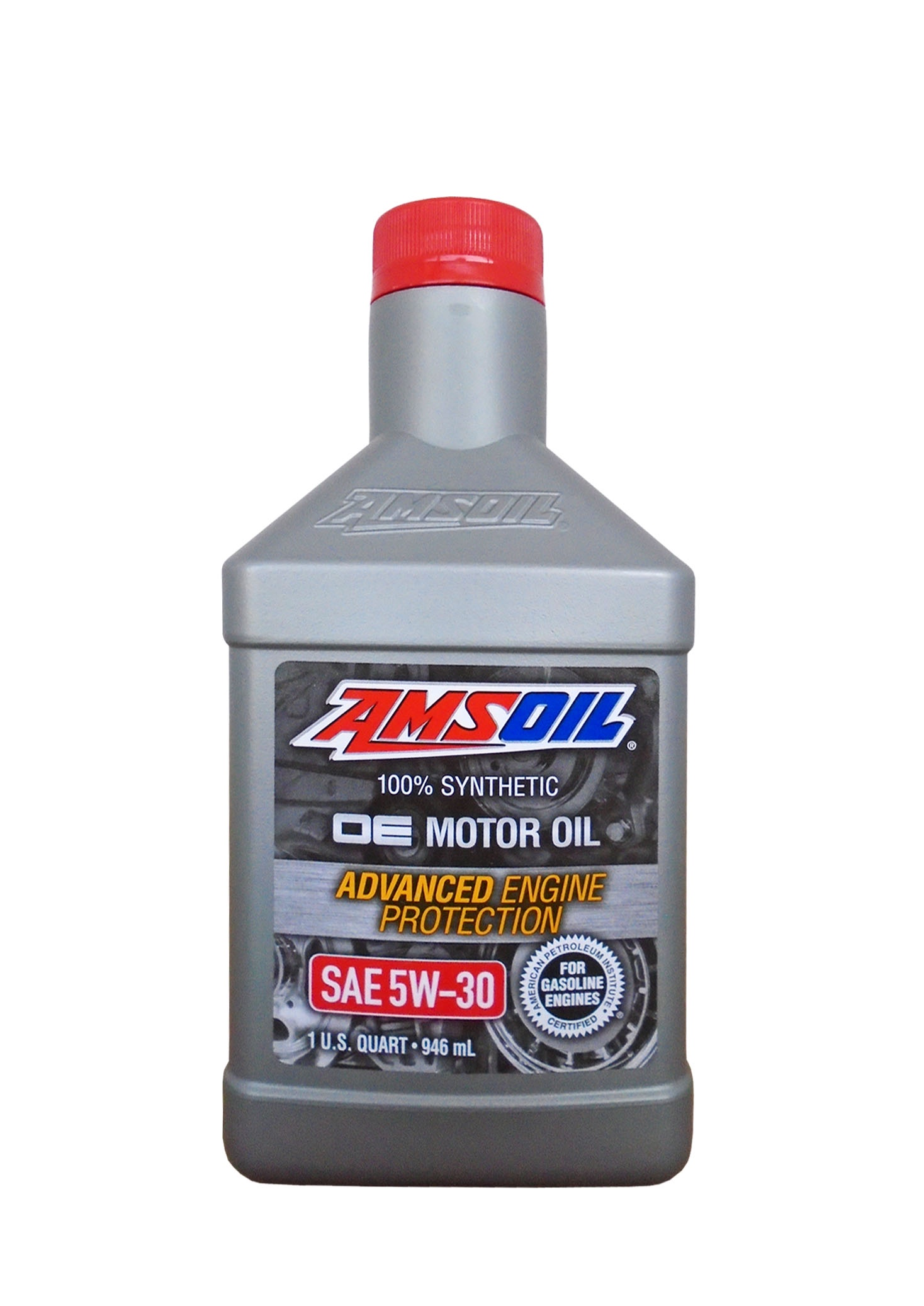 Моторное масло AMSOIL OE Synthetic Motor Oil SAE 5W-30 (0,946л)