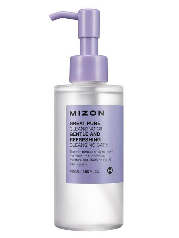 Гидрофильное масло для очищения пор Mizon Great Pure Cleansing Oil, 145ml Mizon