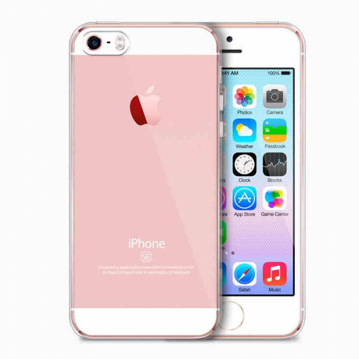 Прозрачный силиконовый чехол для iPhone 5/5s/5SE картина маслом сова pattern мягкий тонкий тпу резиновая крышка силиконовый гель чехол для iphone 5 5s 5se
